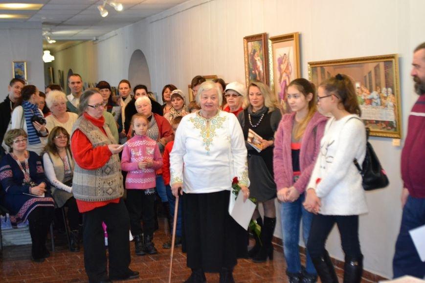 В Кривом Роге открылась выставка народного искусства (ФОТО), фото-6