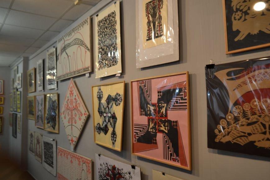 В Кривом Роге открылась выставка народного искусства (ФОТО), фото-3