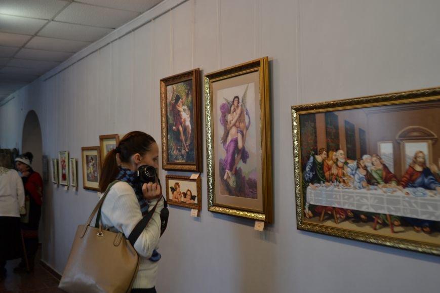 В Кривом Роге открылась выставка народного искусства (ФОТО), фото-20