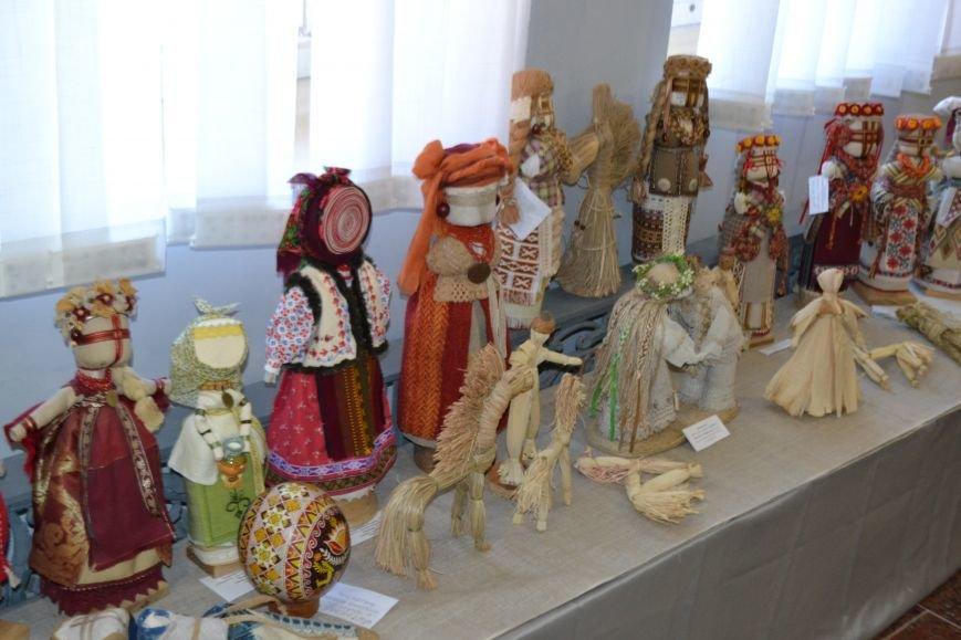 В Кривом Роге открылась выставка народного искусства (ФОТО), фото-11