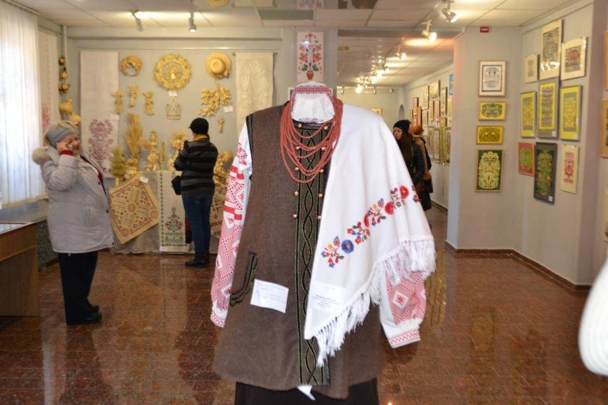 В Кривом Роге открылась выставка народного искусства (ФОТО), фото-2
