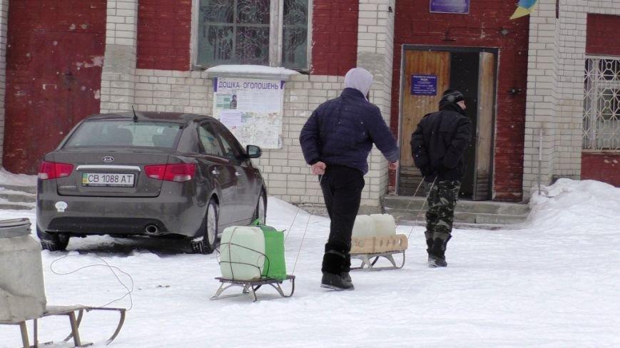 Без воды осталось село в Черниговской области, фото-2