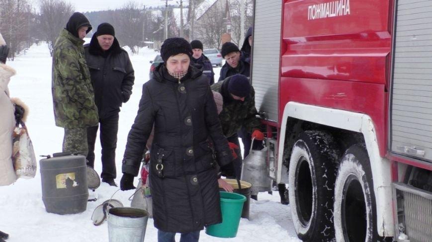 Без воды осталось село в Черниговской области, фото-1