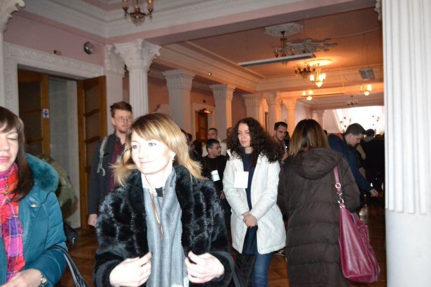 На первую в Кривом Роге конференцию гражданского общества прибыл целый десант известных украинских экспертов и активистов (ФОТО), фото-9