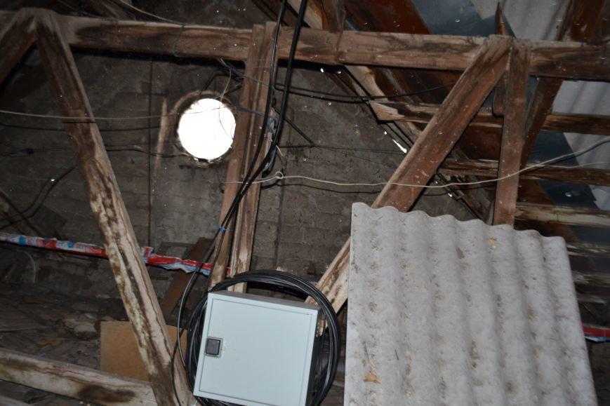 """Как живется криворожанам в доме на """"красной линии""""? (ФОТО), фото-6"""