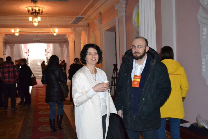 На первую в Кривом Роге конференцию гражданского общества прибыл целый десант известных украинских экспертов и активистов (ФОТО), фото-10