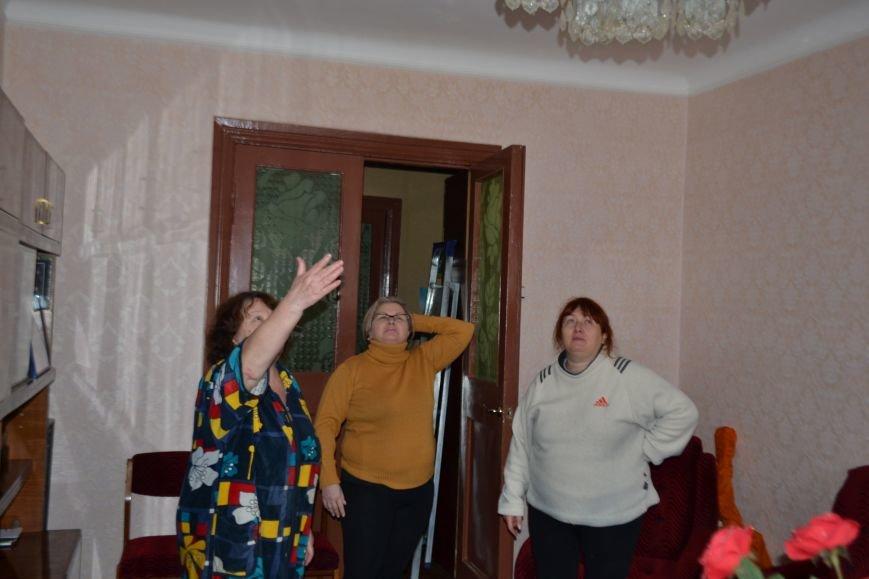 """Как живется криворожанам в доме на """"красной линии""""? (ФОТО), фото-14"""