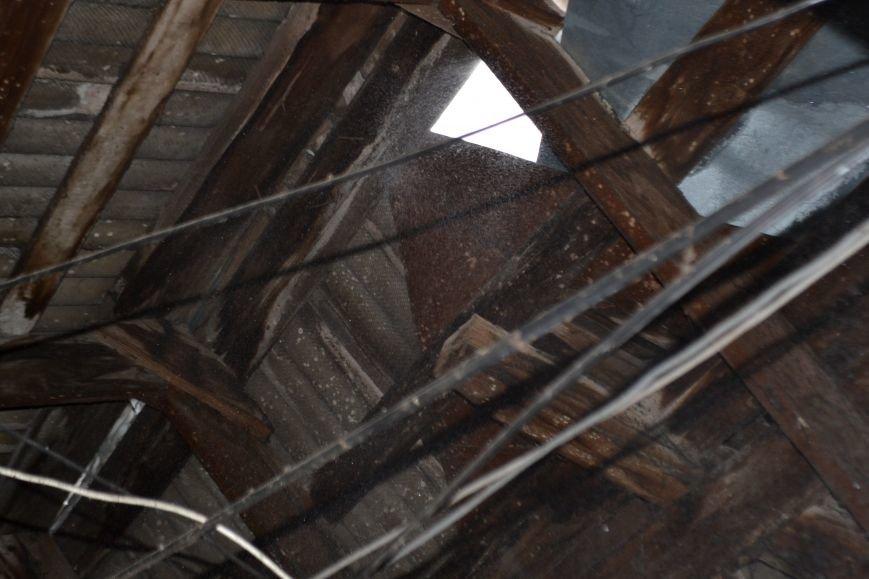 """Как живется криворожанам в доме на """"красной линии""""? (ФОТО), фото-5"""