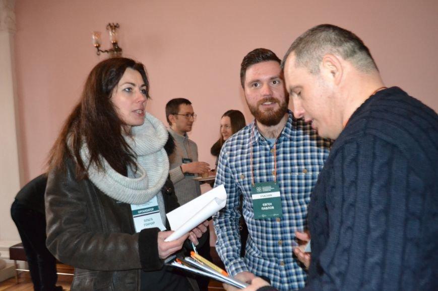 На первую в Кривом Роге конференцию гражданского общества прибыл целый десант известных украинских экспертов и активистов (ФОТО), фото-11
