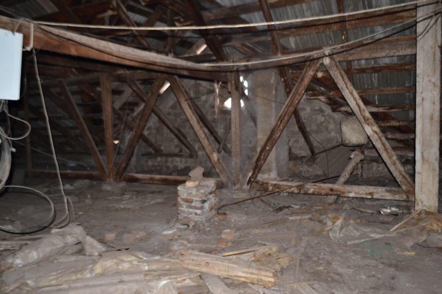 """Как живется криворожанам в доме на """"красной линии""""? (ФОТО), фото-9"""