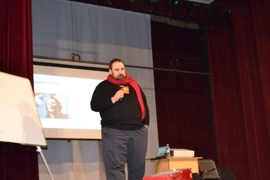 На первую в Кривом Роге конференцию гражданского общества прибыл целый десант известных украинских экспертов и активистов (ФОТО), фото-7
