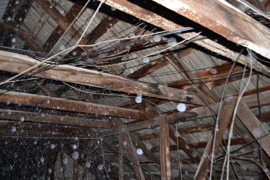 """Как живется криворожанам в доме на """"красной линии""""? (ФОТО), фото-8"""