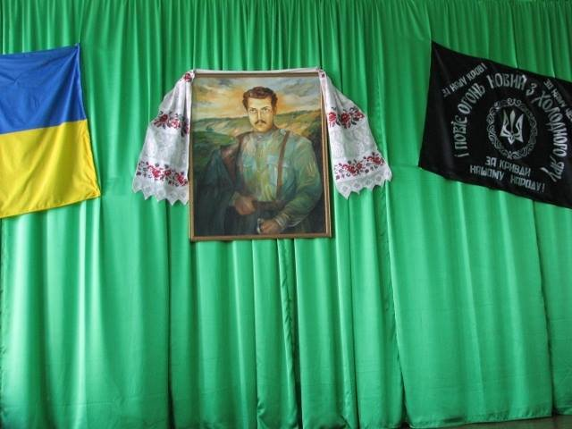 В Кривом Роге почтили память Главного атамана Холодного Яра (ФОТО) (ВИДЕО), фото-1