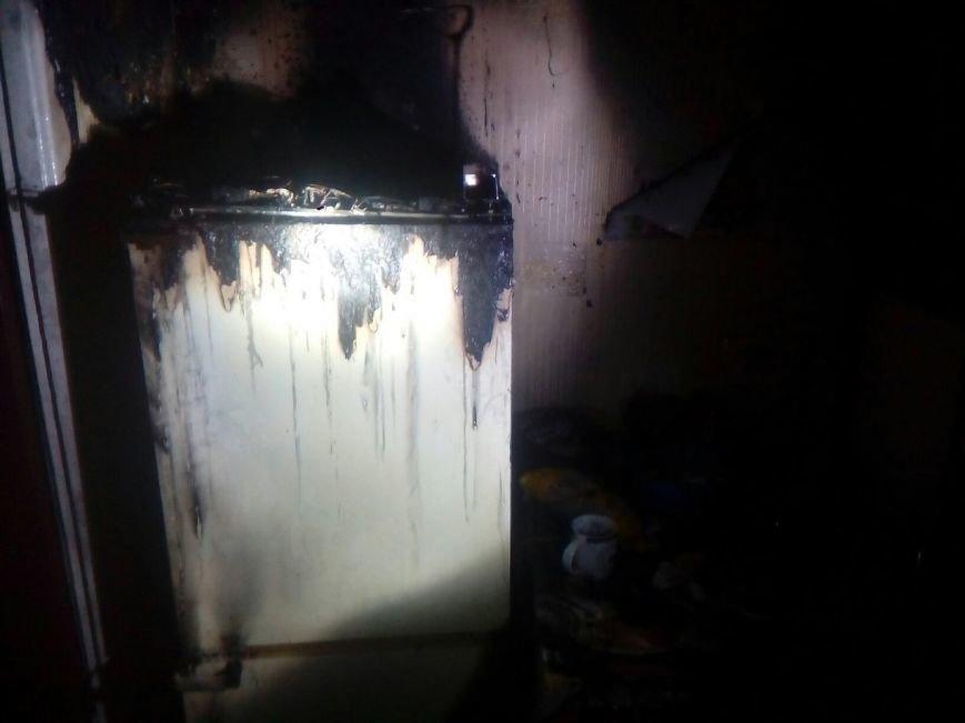 В Кривом Роге на пожаре спасли двух человек (ФОТО), фото-1