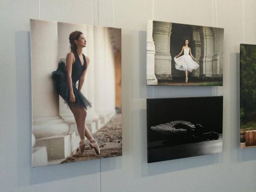 Балерины в выставочном центре покорили мариупольцев (ФОТО), фото-8