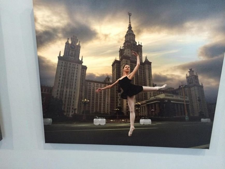 Балерины в выставочном центре покорили мариупольцев (ФОТО), фото-5