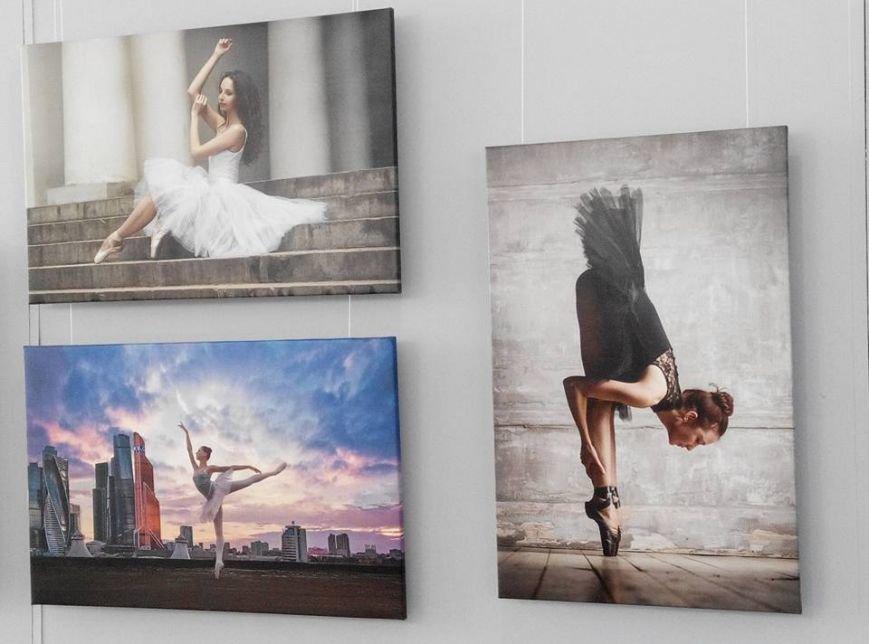Балерины в выставочном центре покорили мариупольцев (ФОТО), фото-2