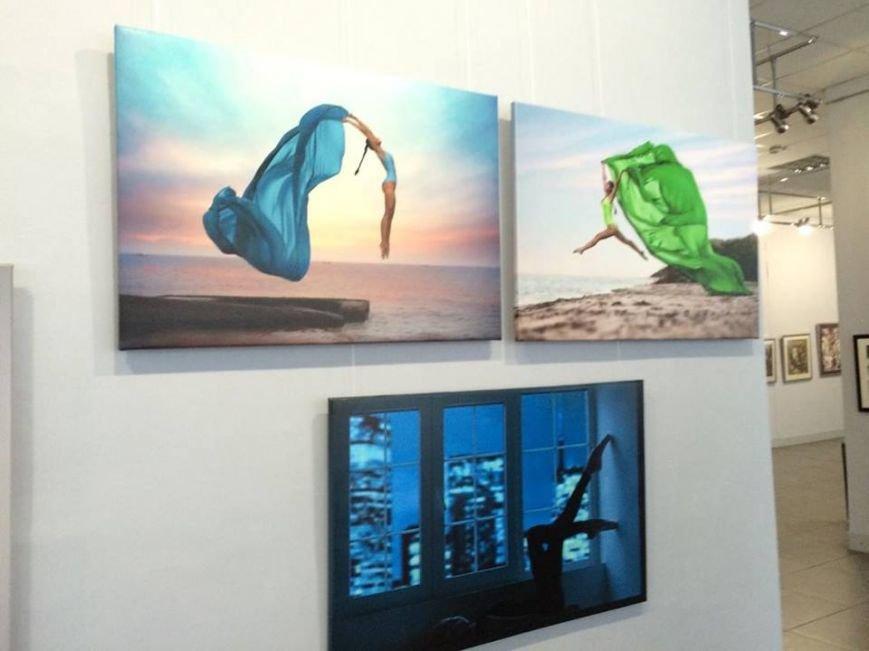 Балерины в выставочном центре покорили мариупольцев (ФОТО), фото-3