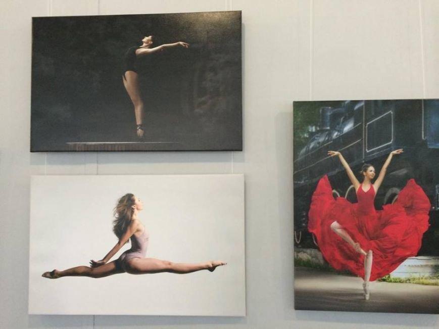 Балерины в выставочном центре покорили мариупольцев (ФОТО), фото-4