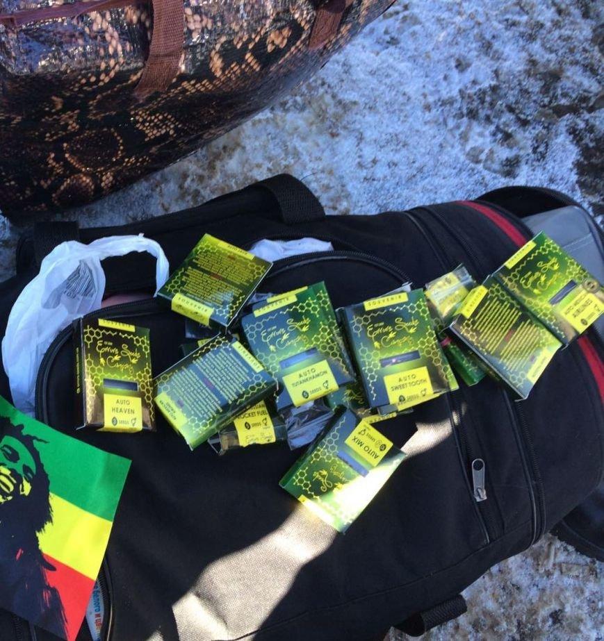 В Бахмутском районе пограничники обнаружили «наркоагрария», фото-1