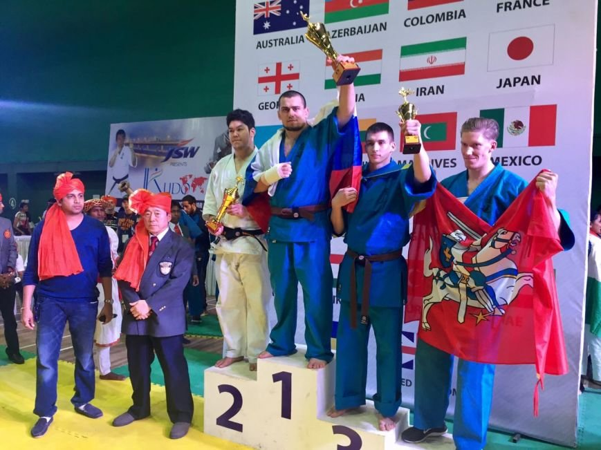 Псковский спортсмен выиграл Кубок Мира по КУДО, фото-1