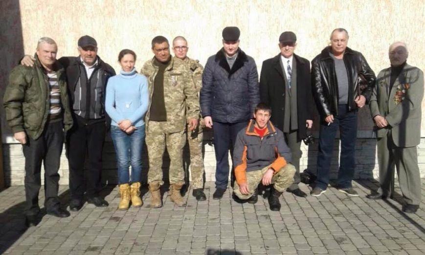 В Ужгороді відзначили річницю виведення військ з Афганістану: фото, фото-2