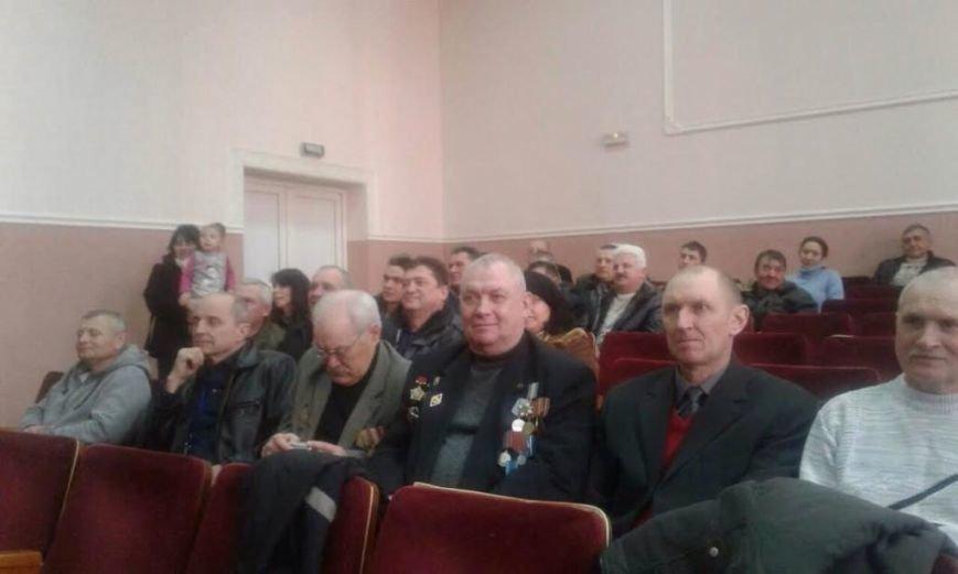 В Ужгороді відзначили річницю виведення військ з Афганістану: фото, фото-1