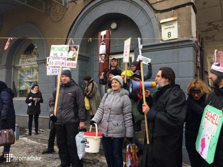 Пресвятой Дарвин: в Киеве прошел марш ученых против мракобесия (ВИДЕО), фото-2