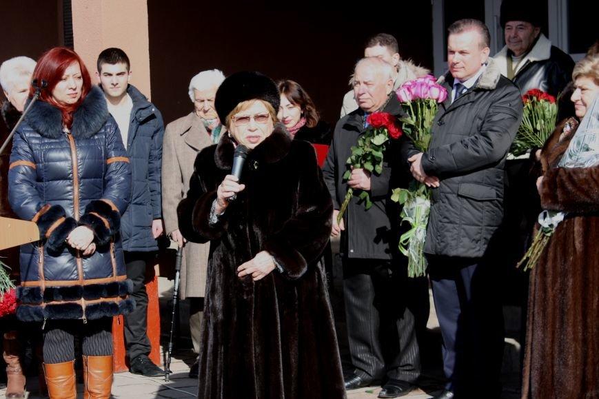 В Сартане открыли мемориальную доску народному директору Владимиру Бойко (ФОТО), фото-1