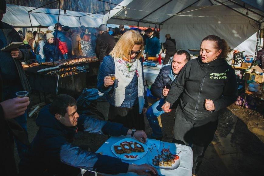 """Як на """"Ужгородській палачінті"""" опудало Мари палили: фото, фото-13"""