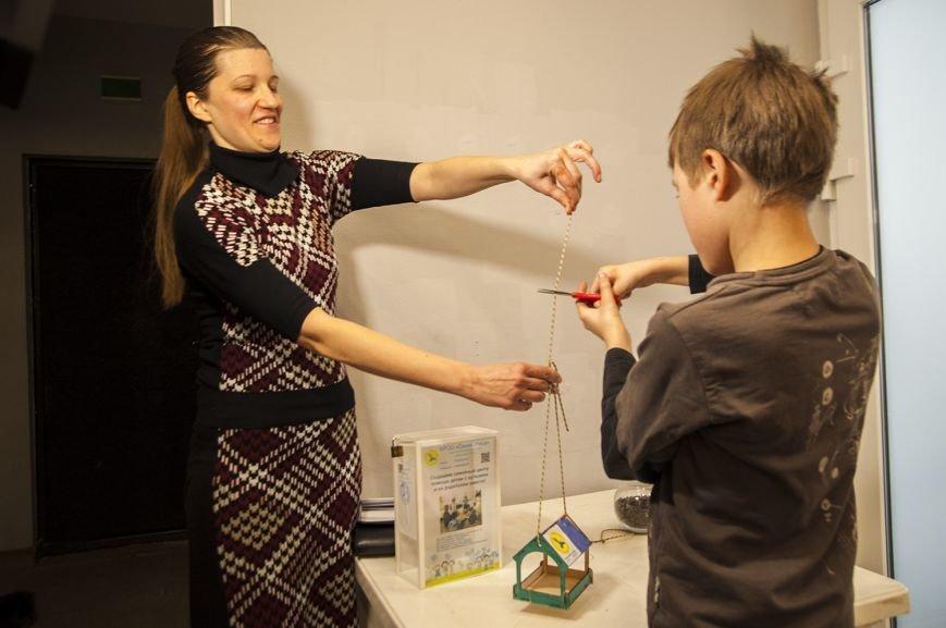 Добрая кормушка. В Белгороде запустили новый проект в поддержку детей с аутизмом, фото-3