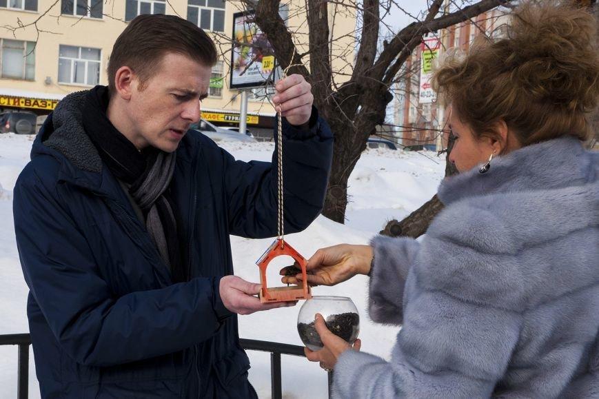 Добрая кормушка. В Белгороде запустили новый проект в поддержку детей с аутизмом, фото-4