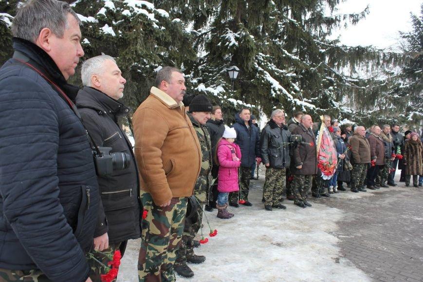В Вишневом прошел день памяти, к 28-ой годовщине вывода войск из Афганистана, фото-4