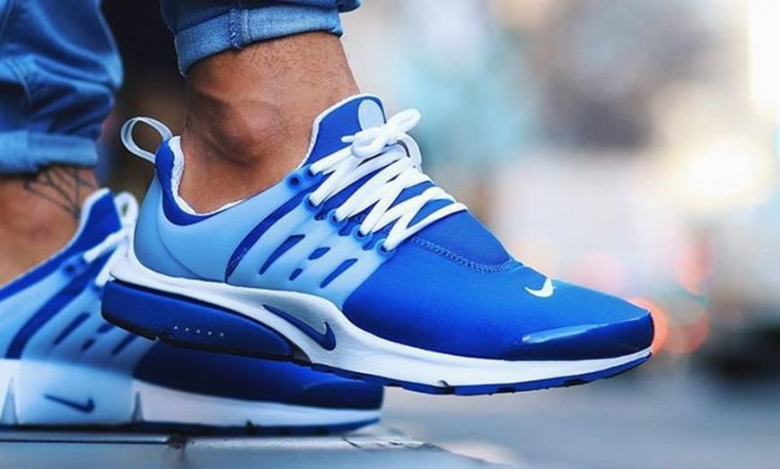 Статья о кроссовках Nike Air Presto, фото-2
