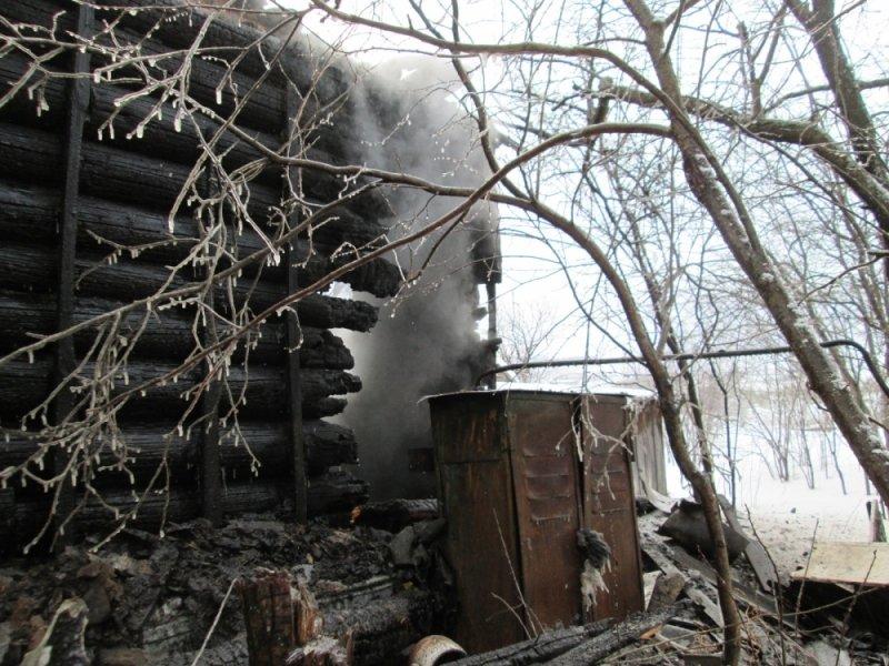Жительница Ульяновска лежала в больнице, когда у нее сгорел дом. ФОТО, фото-2