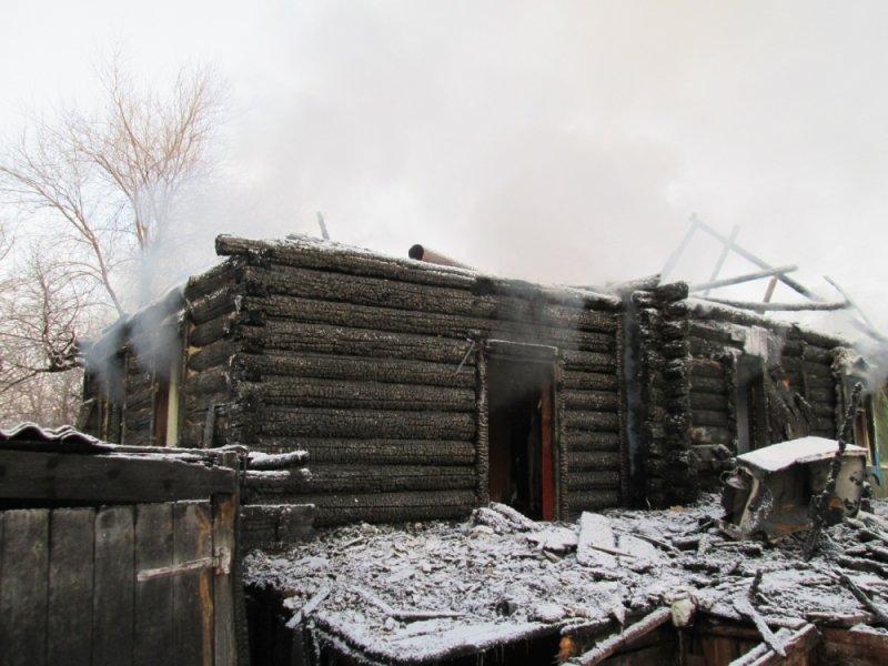 Жительница Ульяновска лежала в больнице, когда у нее сгорел дом. ФОТО, фото-4