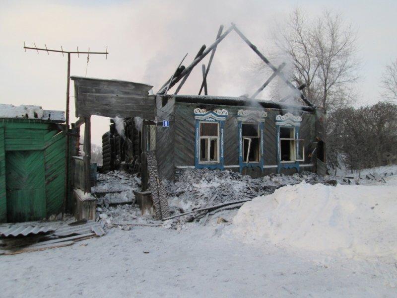 Жительница Ульяновска лежала в больнице, когда у нее сгорел дом. ФОТО, фото-5