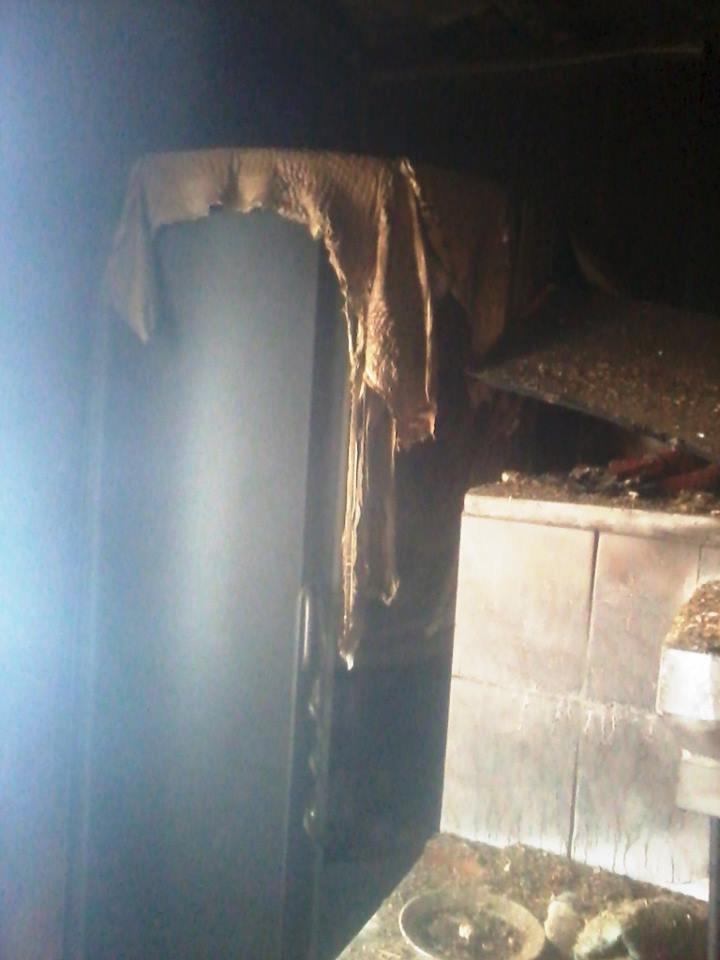 У Новоград-Волинському районі ліквідовано пожежу в приватному будинку, фото-1