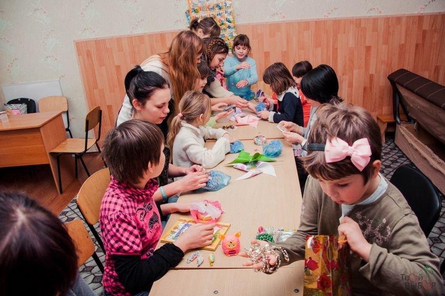 Дети из интерната изучали боевое искусство и мастерили ветряки, фото-2