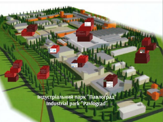 На Днепропетровщине создается крупнейший в Украине индустриальный парк (ИНФОГРАФИКА), фото-1