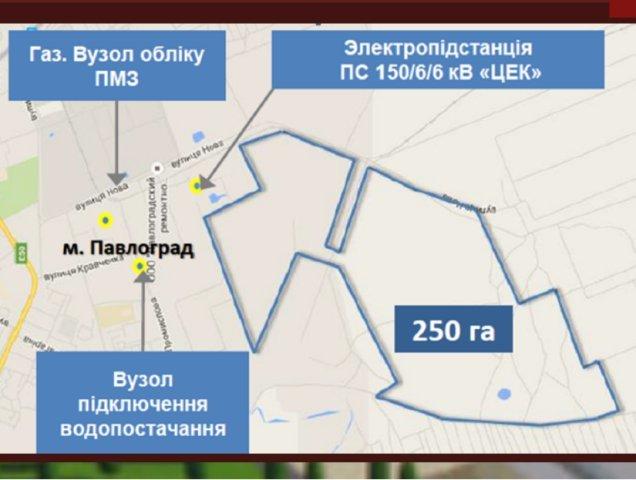 На Днепропетровщине создается крупнейший в Украине индустриальный парк (ИНФОГРАФИКА), фото-9