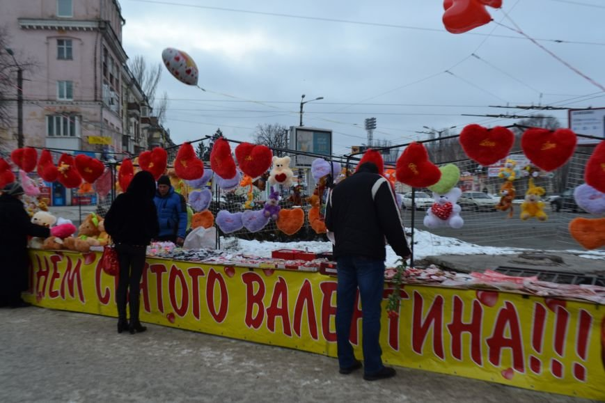 День Святого Валентина: Где в Кривом Роге живет любовь? (ФОТО), фото-14