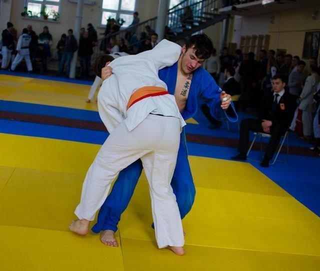 Криворожские дзюдоисты стали сильнейшими на чемпионате области (ФОТО), фото-1