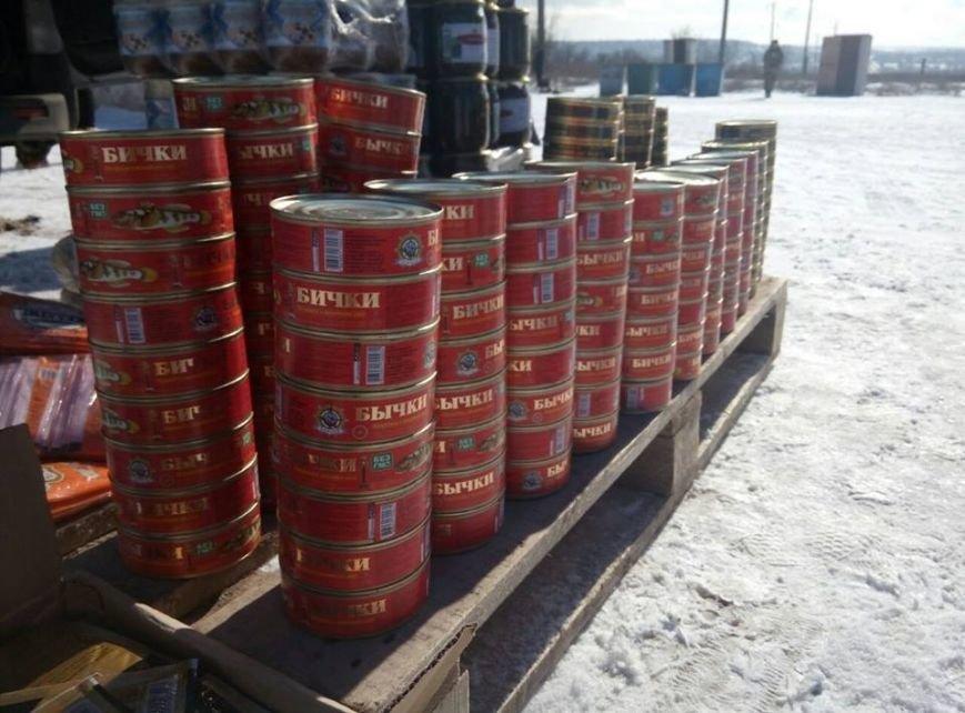 Под Мариуполем задержаны товары на 635 тысяч гривен, фото-3