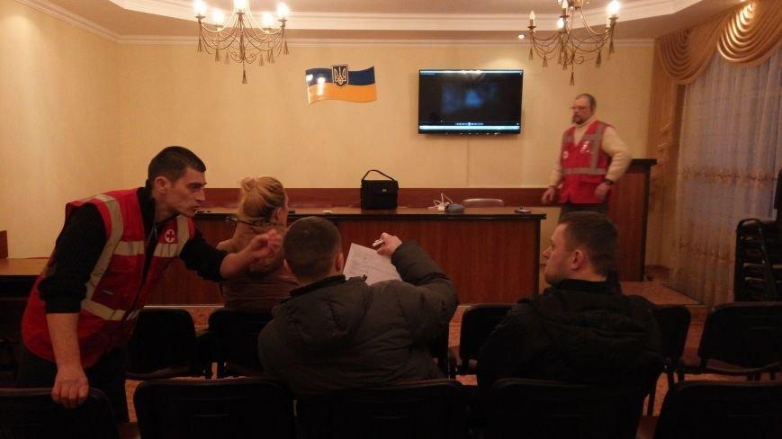 В Херсоне прошли курсы «Оказания первой помощи пострадавшим» (фото), фото-2