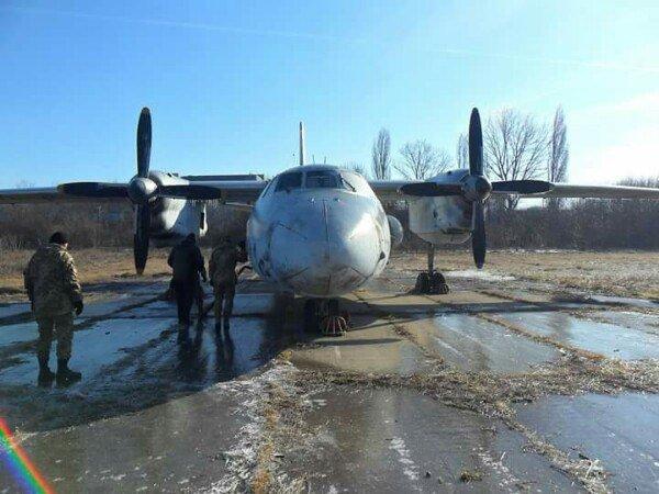 Одеська авіаційна частина передає в дарунок Конотопу літак АН-26, фото-2