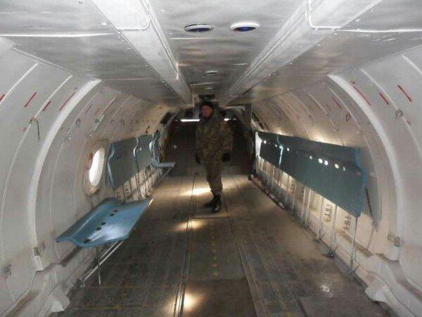 Одеська авіаційна частина передає в дарунок Конотопу літак АН-26, фото-3