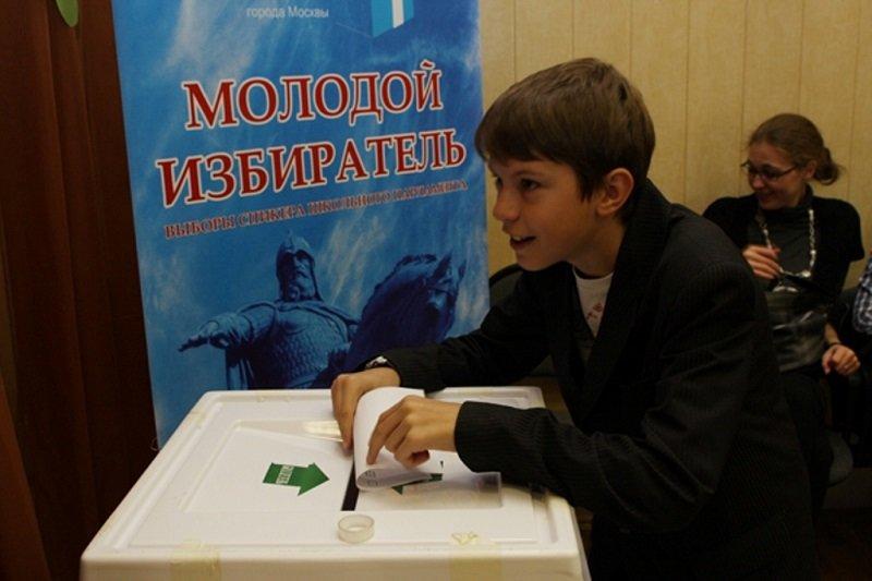 выборы молодежь