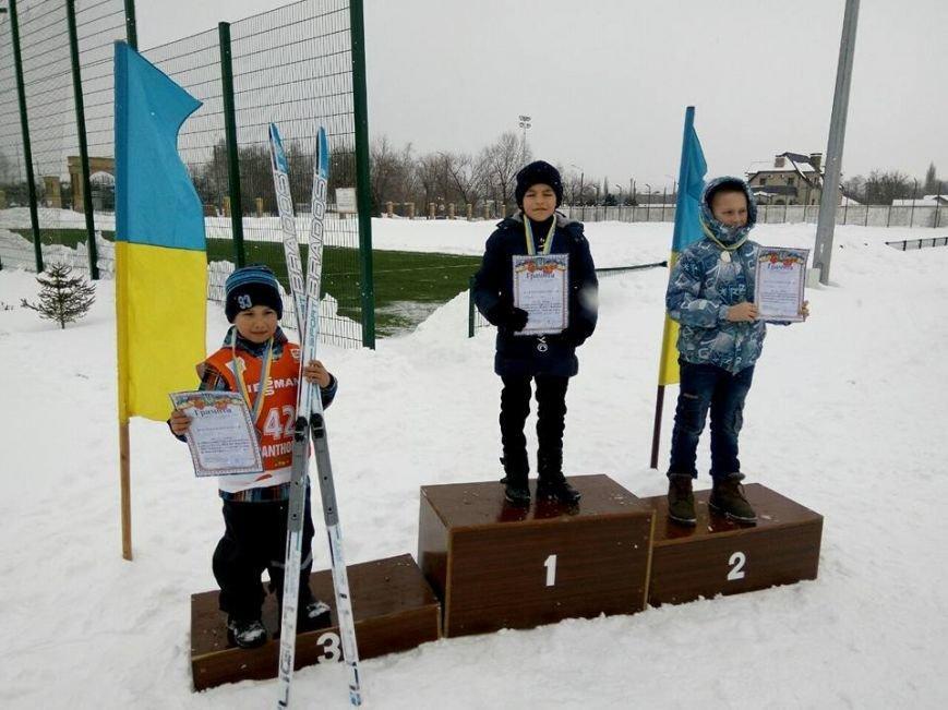 В Конотопі змагалися лижники від 6 до 16 років, фото-3