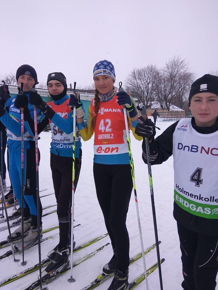 В Конотопі змагалися лижники від 6 до 16 років, фото-4